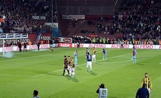 Fenerbahçe 4-0 hükmen galip