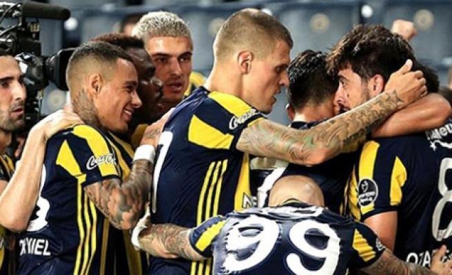 Fenerbahçe Avrupa sınavında