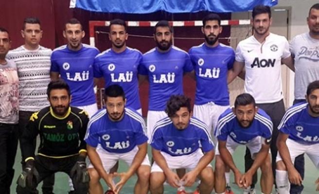 Futsalda şampiyonluk günü