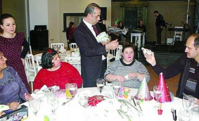 Gazimağusa'da özel yemek