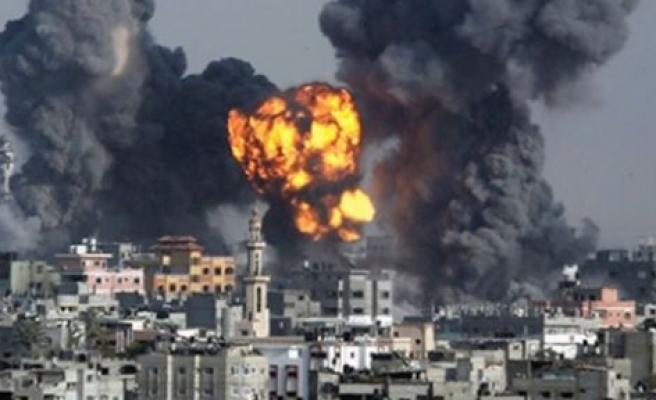 Gazze'de ateşkes sona erdi, saldırılar başladı