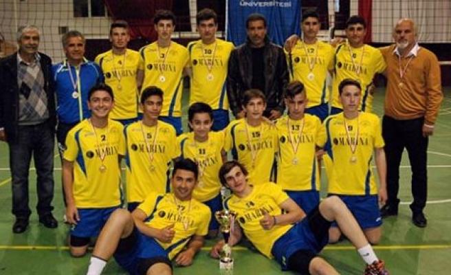 Gençlerin şampiyonu Erenköy