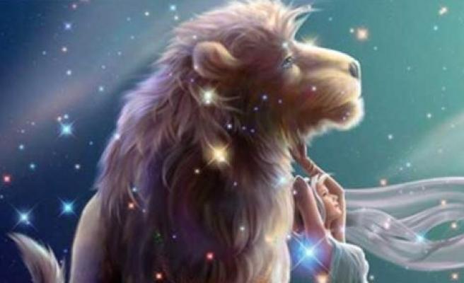 Güçlü, gururlu ve karizmatik aslanlar güzel bir yıl size bekliyor