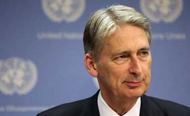 Hammond yarın geliyor