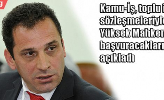 """""""Hukuk mücadelemiz sürecek"""""""