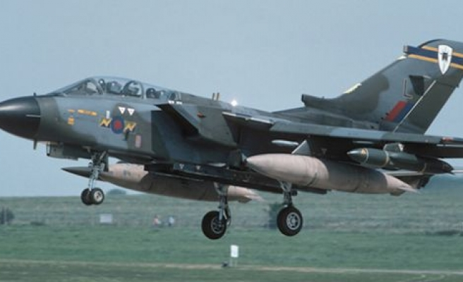 İngiltere Tornado Savaş Uçaklarını Ağrotur'da konuşlandırıyor