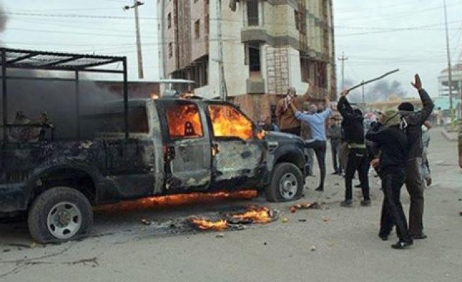 Irak'ta çıkan çatışmalarda 41 kişi öldü, 115 kişi yaralandı