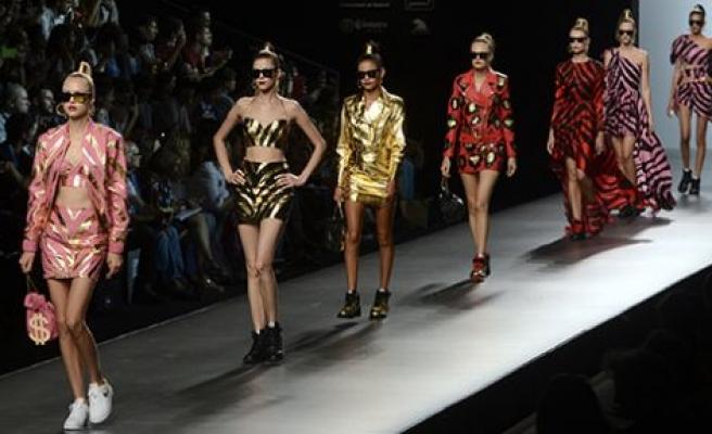 İspanyollardan moda şov