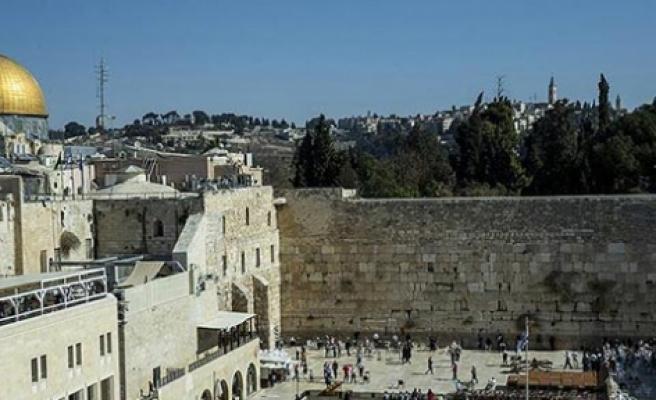 İsrail'den jest