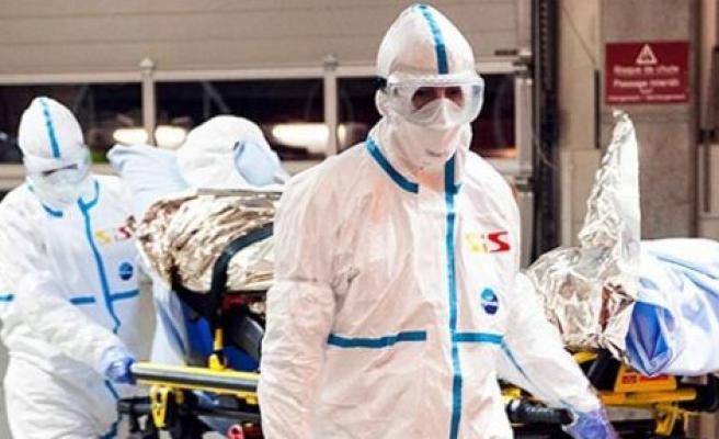 İsviçre'ye getirilen ilk ebola hastası iyileşti