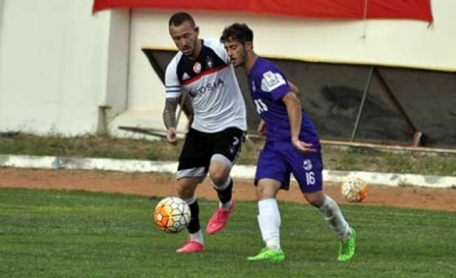 Karadağ'ı golcüsüyle geçti 1-2