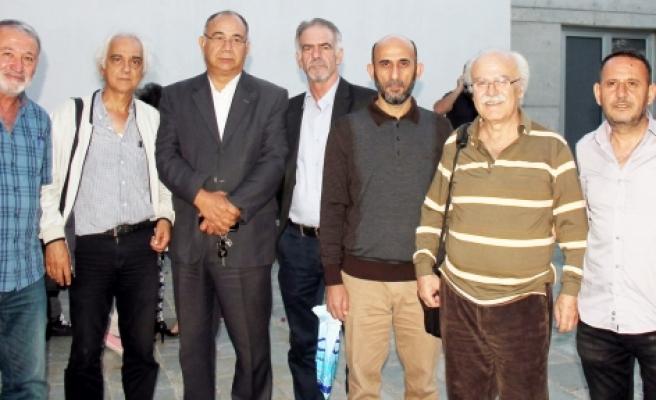 Kıbrıslı Türk sanatçılar da katıldı