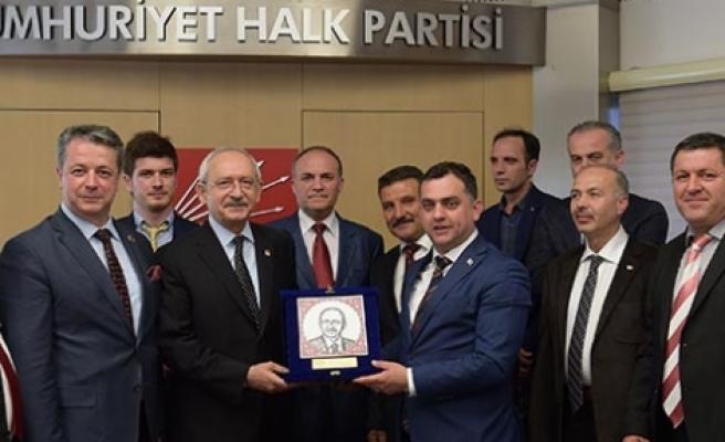 Kılıçdaroğlu: AKP'nin  teklifine evet diyeceğiz