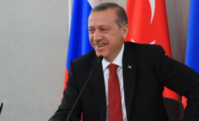 KKTC'de kullanılan oylardan yüzde 55,22'si Erdoğan'a çıktı