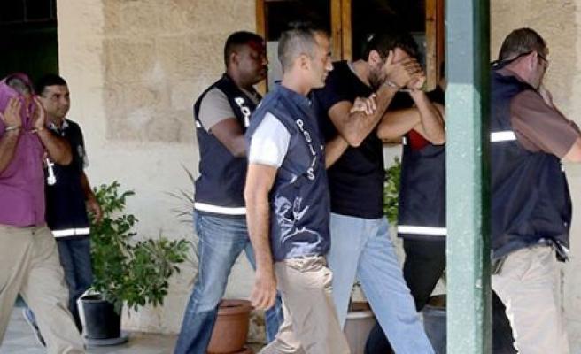 Kooperatif Merkez Bankası soygunuyla ilgili 3 zanlı cezaevine gönderildi