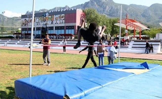 Lympics Games'de yarışıyorlar