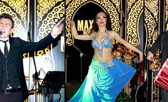 Maxim Royal  hep muhteşem