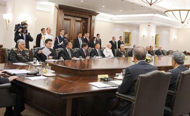 MGK toplantısı gerçekleşti
