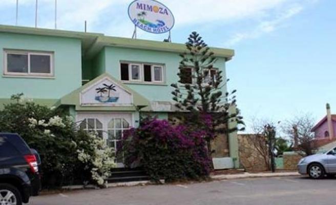 Mimoza otel 4'üncü kez satışta