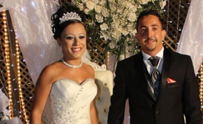 Müge ve Can evlendi