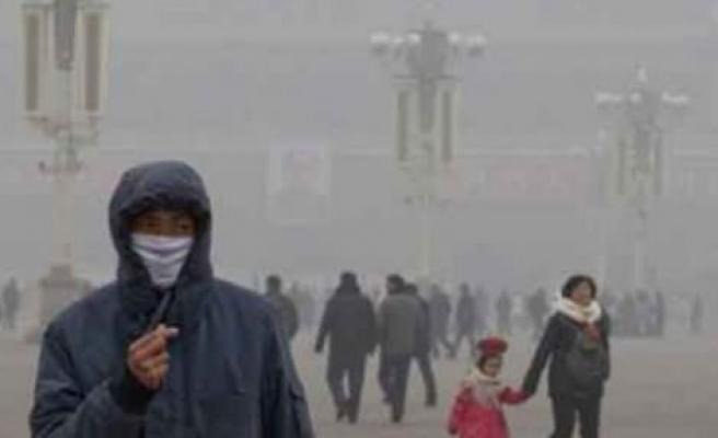Pekin'de, hava kirliliğini azaltmak için kömür yasaklanıyor
