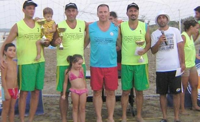 Plajın son şampiyonları