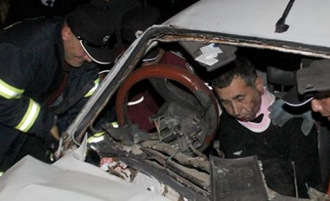 Ramazan Edis ecel teri döktü