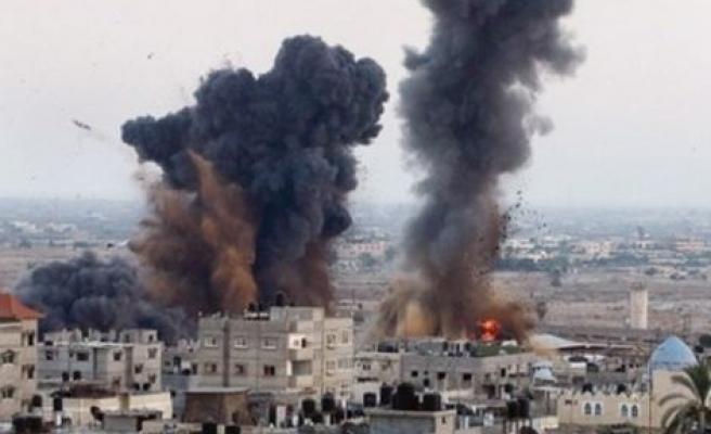 Saldırılarda hayatını kaybeden Filistinlilerin sayısı 2 bin 16'ya yükseldi