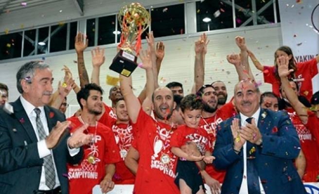 Şampiyonluk Koopspor'un