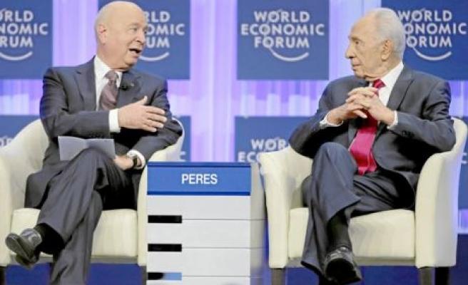 Şimon Peres'e