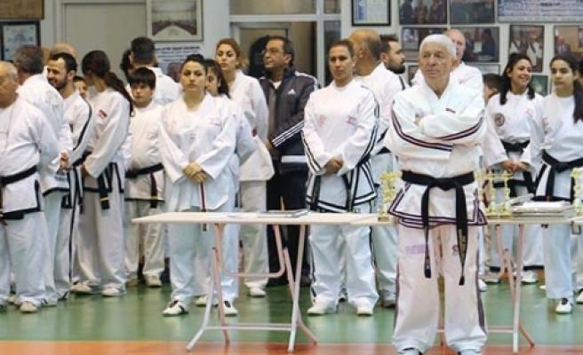 Taekwondo'da heyecan başladı