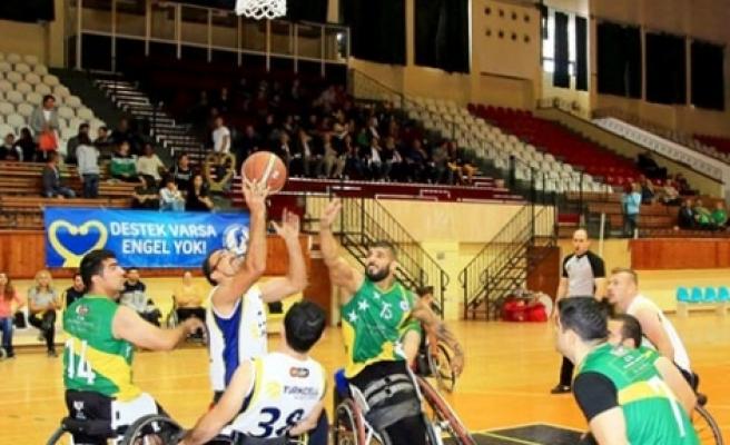 Tekerlekli sandalye basketbolunda son 2 maç