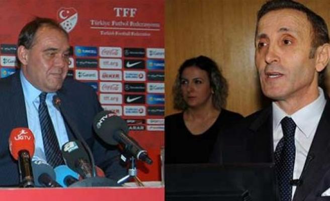 Trabzon'dan istifa çağrısı