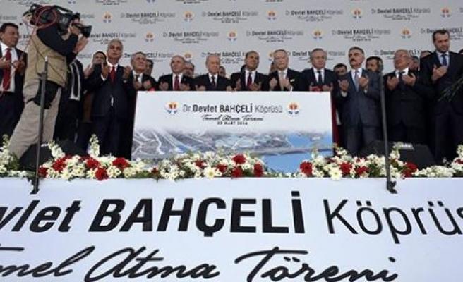 """""""Türkiye gergin"""""""