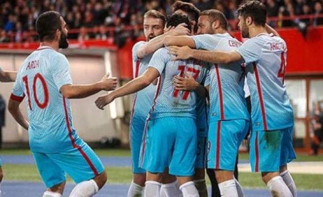 UEFA, Milli Takımı analiz etti