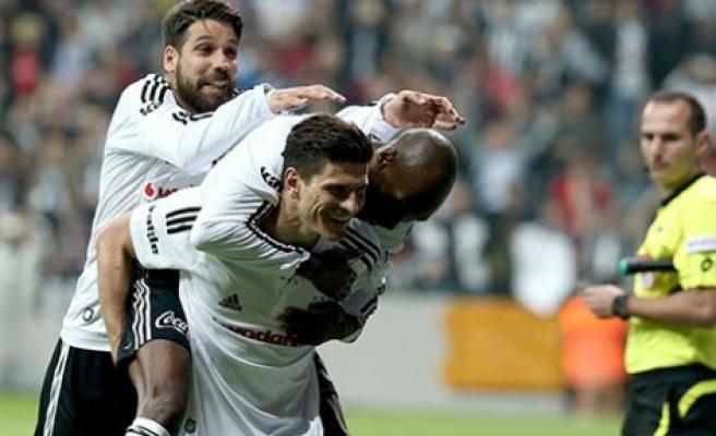 UEFA, 'Şampiyon Beşiktaş' dedi