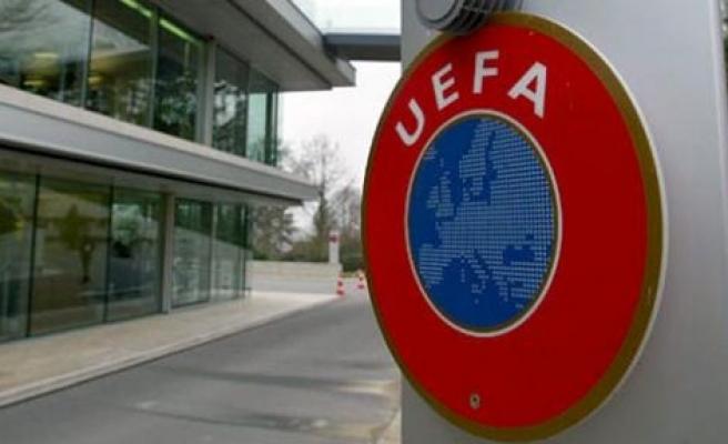 UEFA'ya baskın