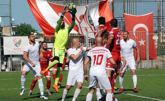 Gönyeli Süper Lig'de 3-1