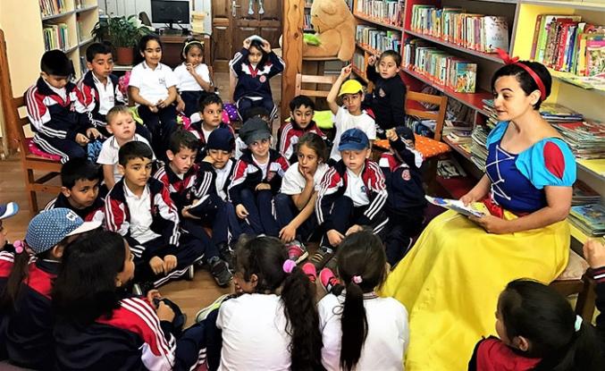 Kütüphane Haftası düzenlenen çeşitli etkinliklerle kutlandı