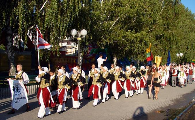 Uluslararası Lefkoşa Halk Dansları Festivali yarın başlıyor