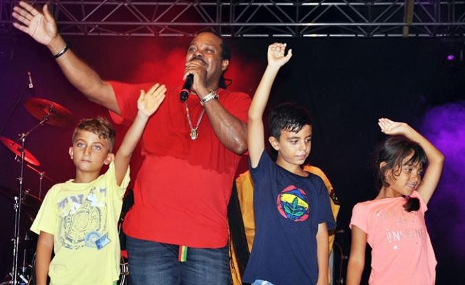Uluslararası Mağusa Kültür Sanat Festivali Reggea grubunun konseri ile başladı