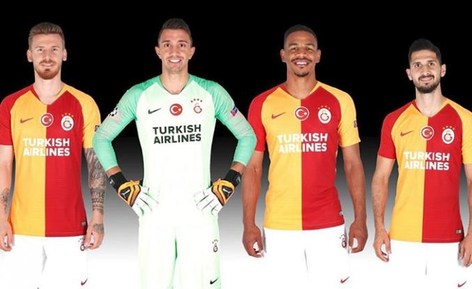 Galatasaray'a Avrupa'da yeni sponsor