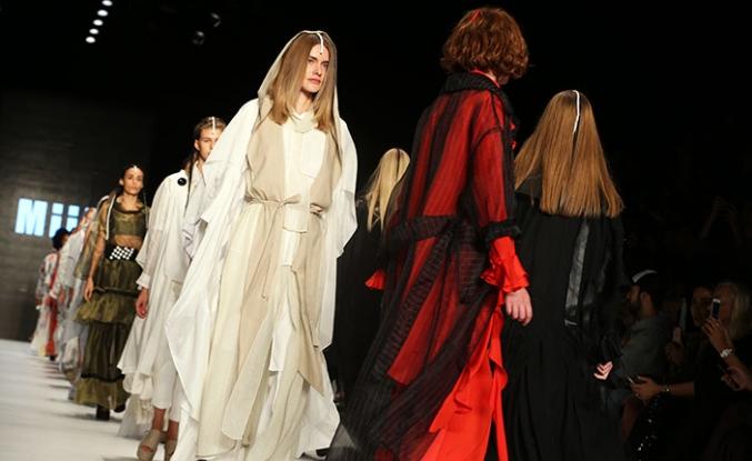 Moda haftasında Tülin'li final