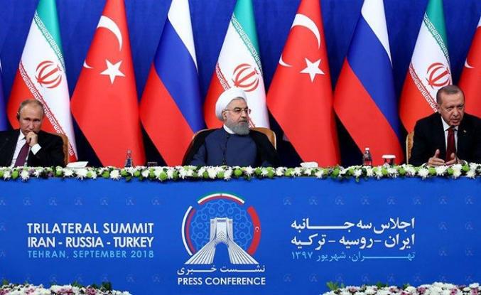 Tahran duyurdu
