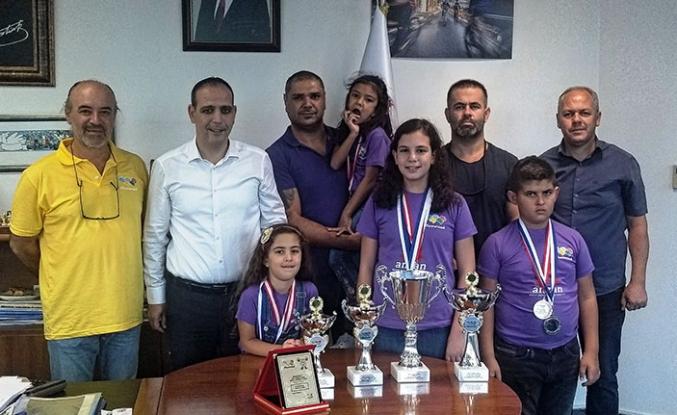 Dila Bilen Mental Aritmetik Şampiyonası'nda dünya rekoru kırdı