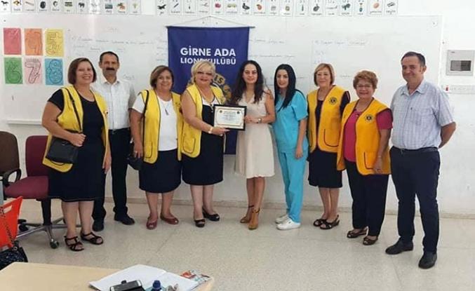 Girne Ada Lions görevde