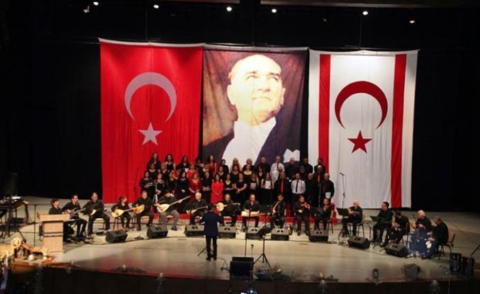 35. Yıl Cumhuriyet konseri büyük ilgi gördü