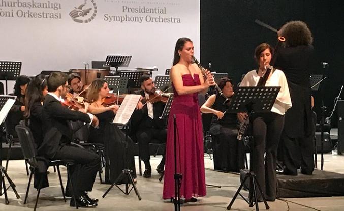 Cumhurbaşkanlığı Senfoni Orkestrası'ndan 3. Yıl konseri