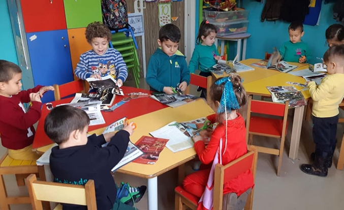 Little Hands Anaokulu ve Etüt Merkezi, 90 çocuğa hizmet sunuyor