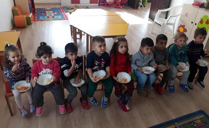 Mehmet Ali Aybar Kreşi, çağdaş eğitim sistemleri ile geleceğin başarılı bireylerini yetiştiriyor